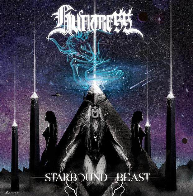 Huntress - Starbound Beast (2013) [MULTI]