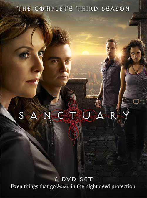 Sanctuary US – Saison 3