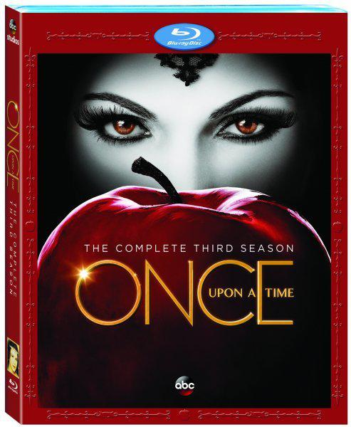 Once Upon A Time - Saison 1, 2 et 3 (L'INTEGRALE) [FRENCH] [DVDRIP+HD 720p]