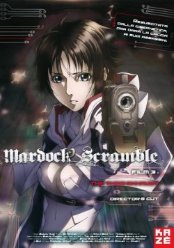 Mardock Scramble: The Third Exhaust - MULTi BDRiP