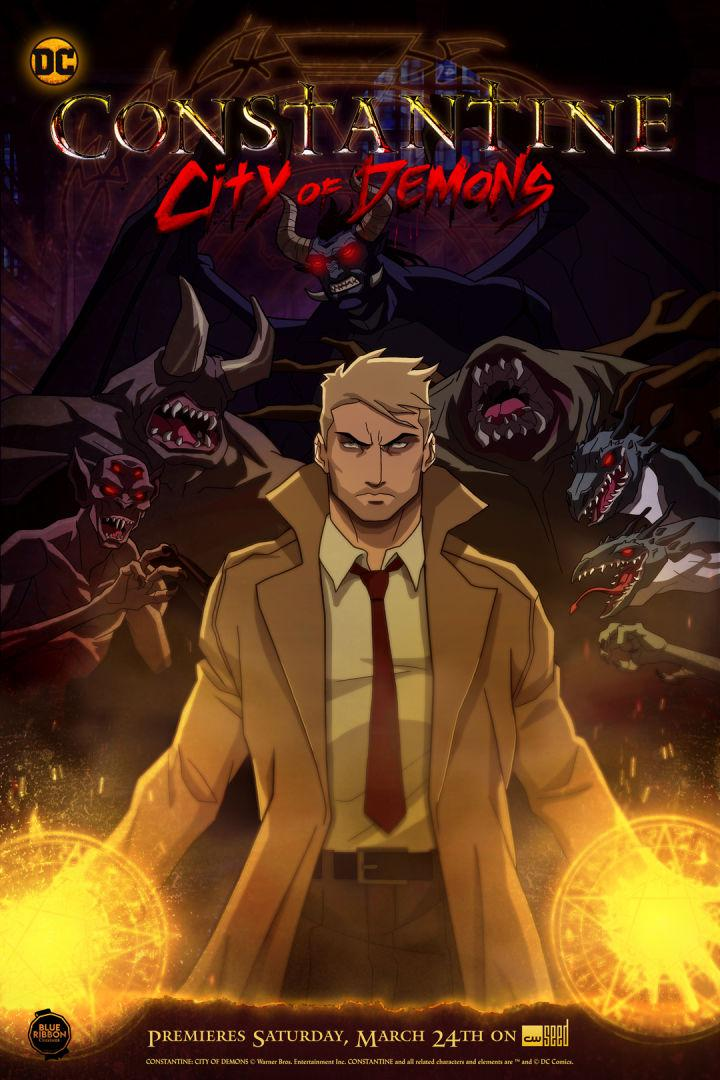 Constantine: City of Demons – Saison 1 (Vostfr)