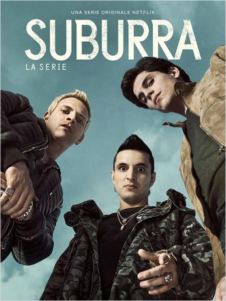 Suburra (2017) - Saison 2 [COMPLETE] [08/08] FRENCH | Qualité Web-DL