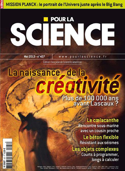 Pour la Science No.427