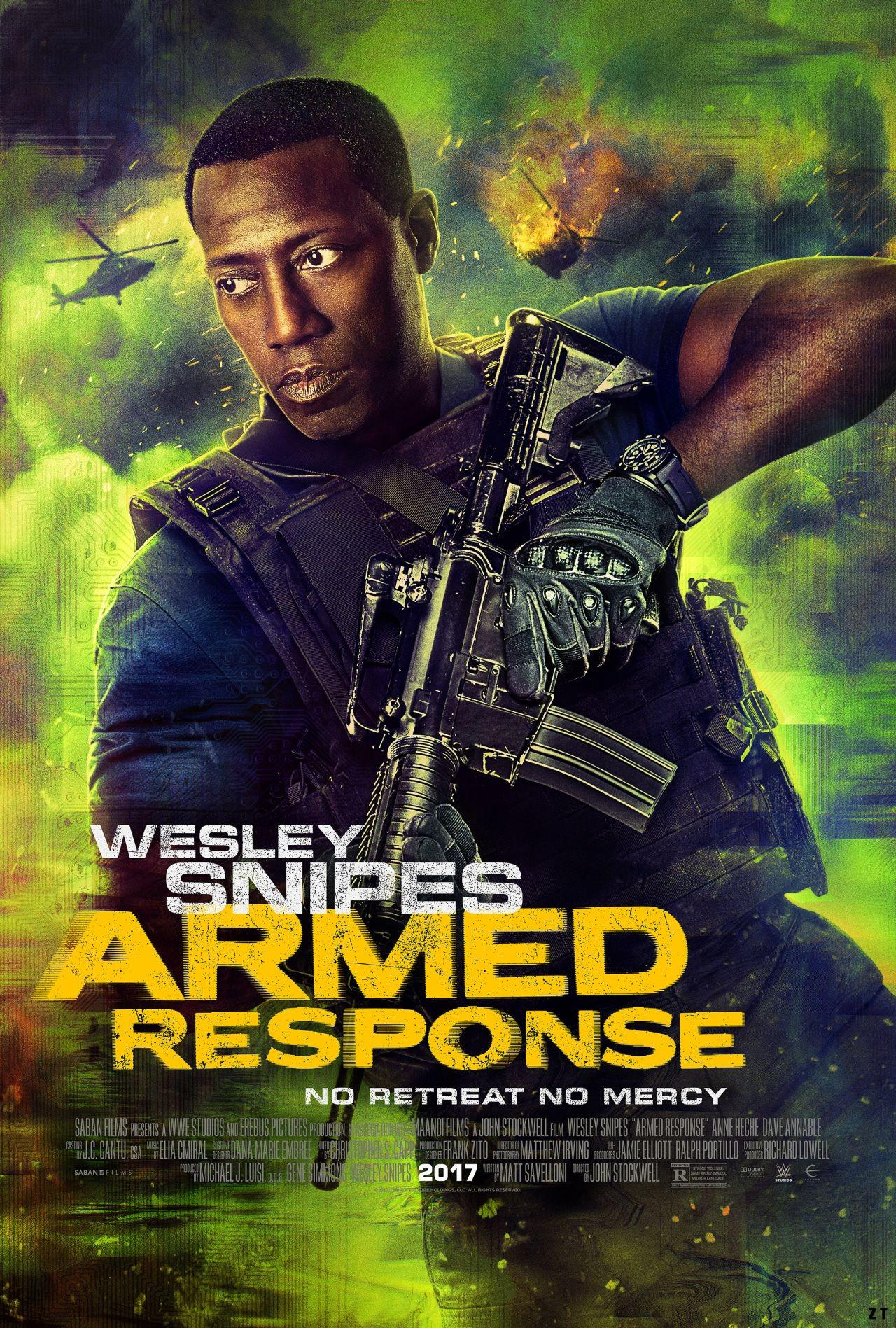 Armed Response FRENCH Webrip