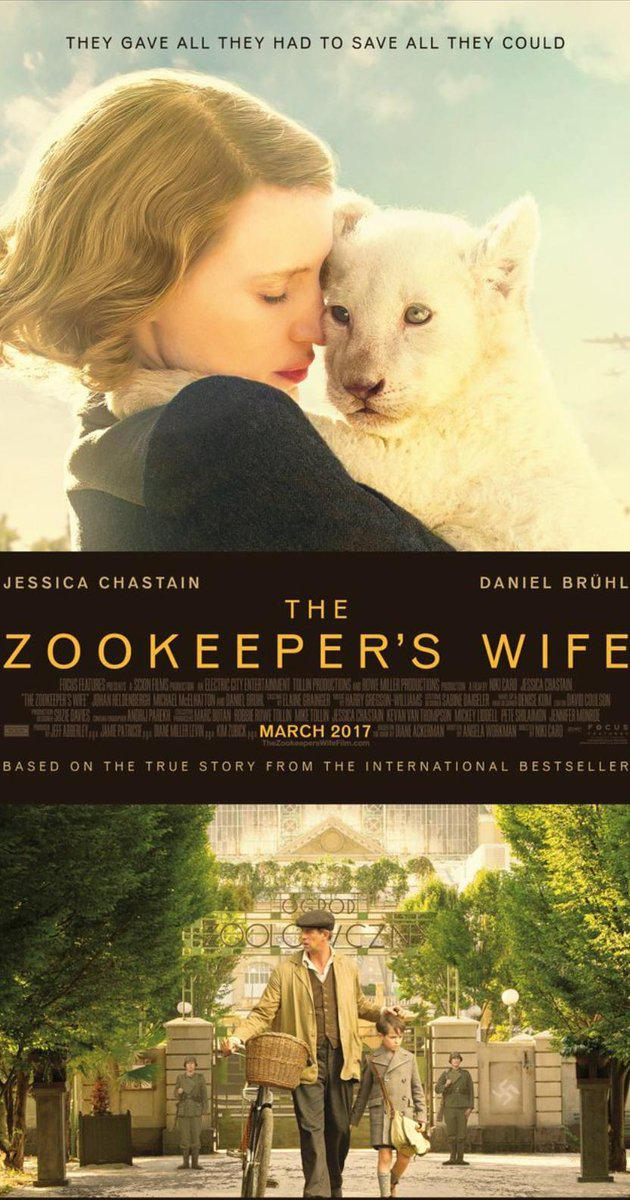 The Zookeeper's Wife (Vostfr)