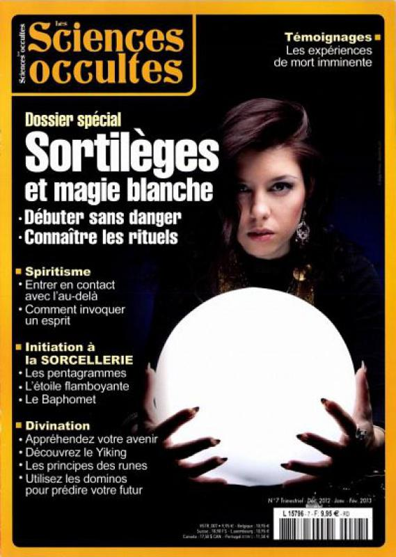 Les Sciences Occultes No.07
