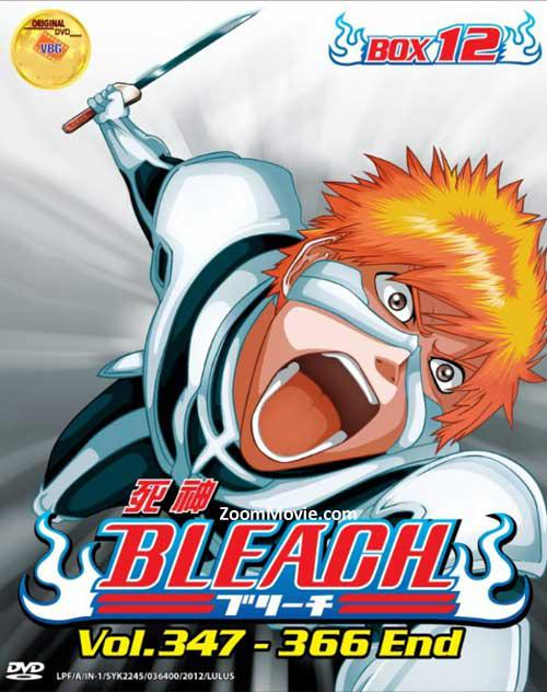 Bleach - Episode de 1 a 366 Complete [FRENCH] [DVDRIP]