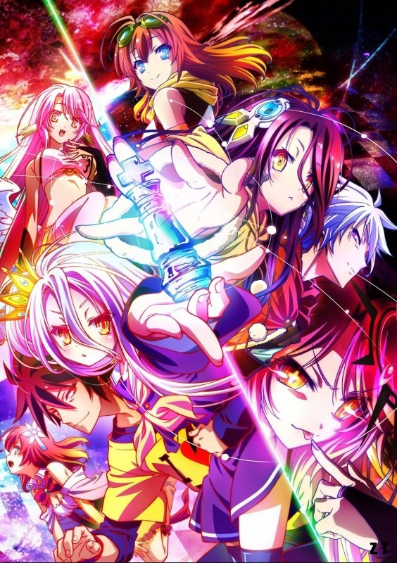No Game No Life : Zero (vostfr)