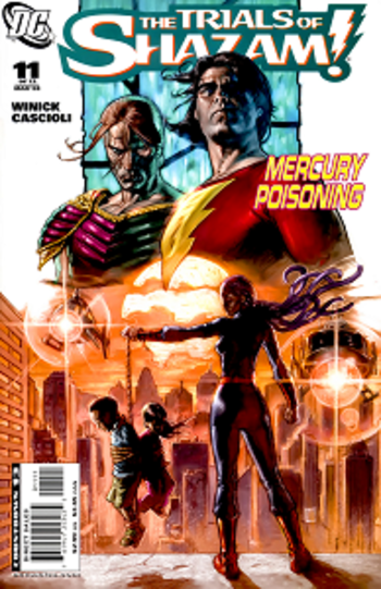The Trials of Shazam! - Tome 11