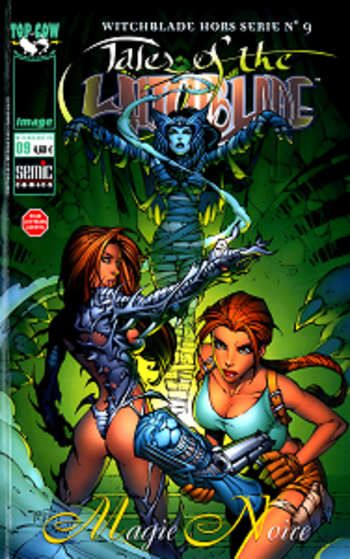 Witchblade - HS 9 - Tales of the Witchblade - Magie Noire