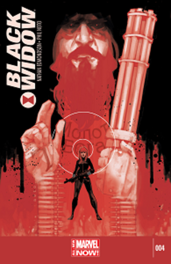 Black Widow - Tome 4 (Marvel Now)
