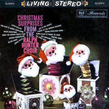 [MULTI] Ralph Hunter Choir - Christmas Surprises (1959)