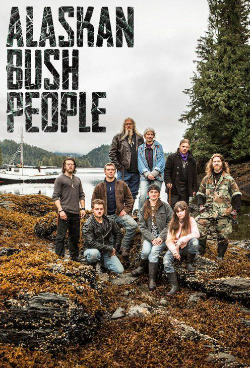 Alaskan Bush People – Saison 1