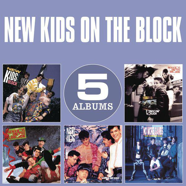 New Kids On The Block - Original Album Classics (2013) [MULTI]