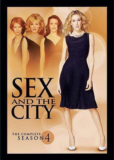 Sex And The City – Saison 4
