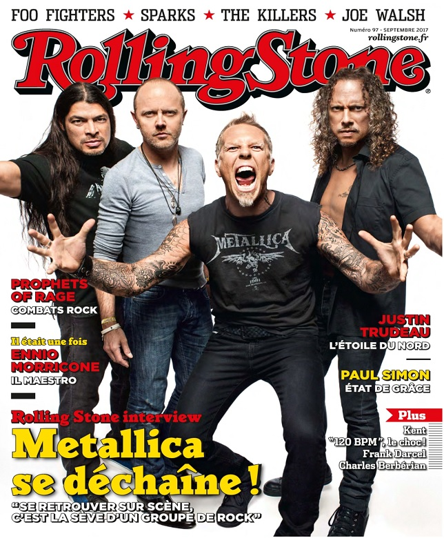 Rolling Stone N°97 - Septembre 2017