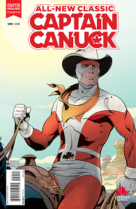 All New Classic Captain Canuck-Tome2