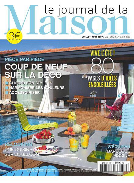 Le Journal de la Maison No.422