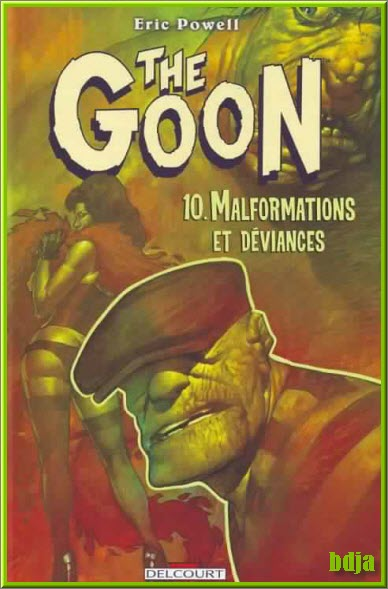 The Goon Tomes 01 à 13 PDF CBR HD [COMIC][MULTI]