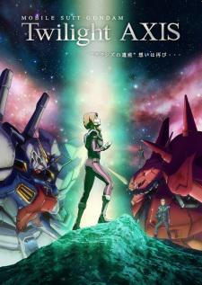 Mobile Suit Gundam: Twilight Axis Vostfr