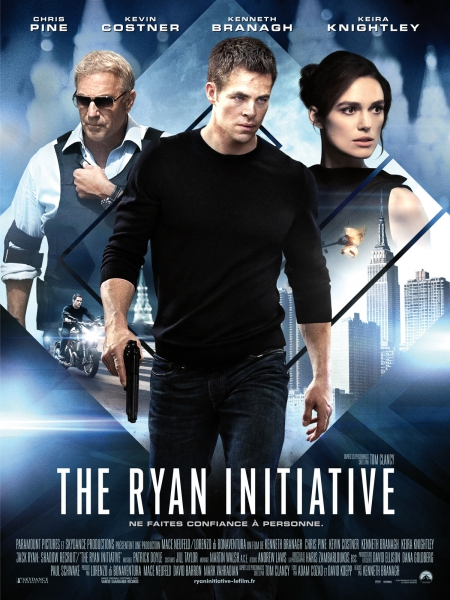 The Ryan Initiative en streaming vk filmze