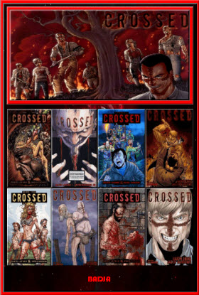 L'Univers CROSSED 216 Tomes VO et 11 Tomes VF Complet [COMIC][MULTI]
