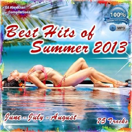 [MULTI] Best Hits of Summer  (2013)