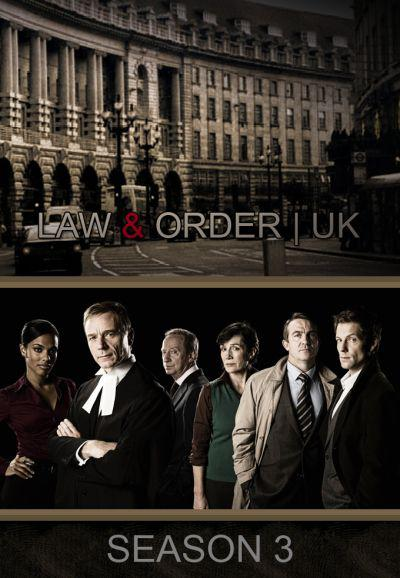 Law & Order: UK – Saison 3
