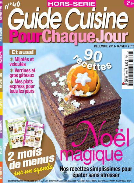 Guide Cuisine Hors-Serie No.40
