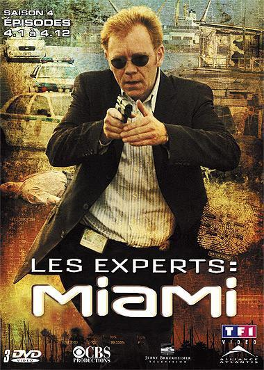 Les Experts : Miami – Saison 4