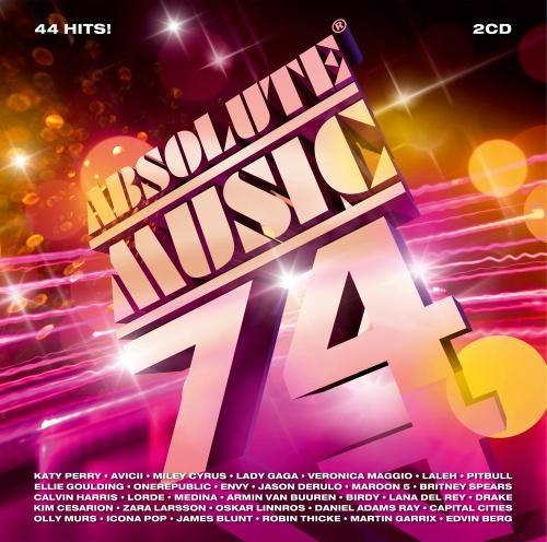 Absolute Music 74 (2013)