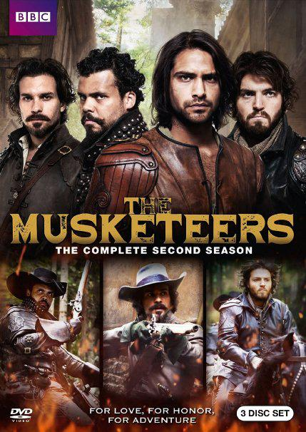 The Musketeers Saison 2 vf