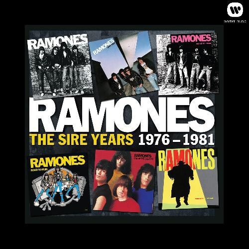 Ramones - The Sire Years (1976 - 1981) (2013) [MULTI]