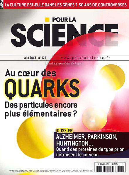 Pour la Science No.428