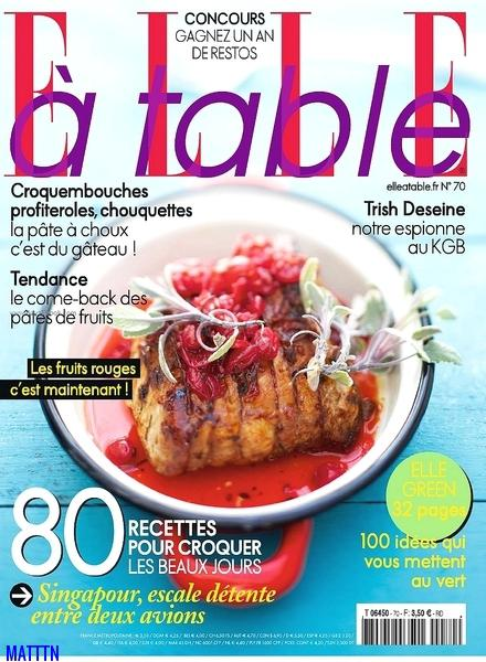 Elle a table No.70