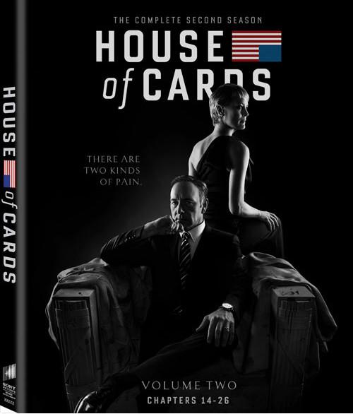 House Of Cards (US) – Saison 2