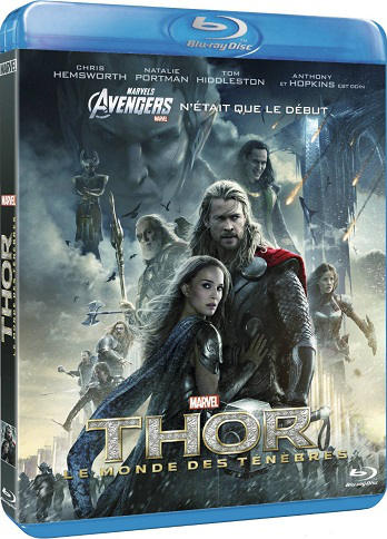 Thor : Le Monde des ténèbres FRENCH BLURAY 1080P