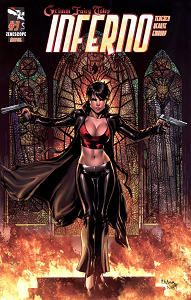 Grimm Fairy Tales Presents - Inferno - Tome 3