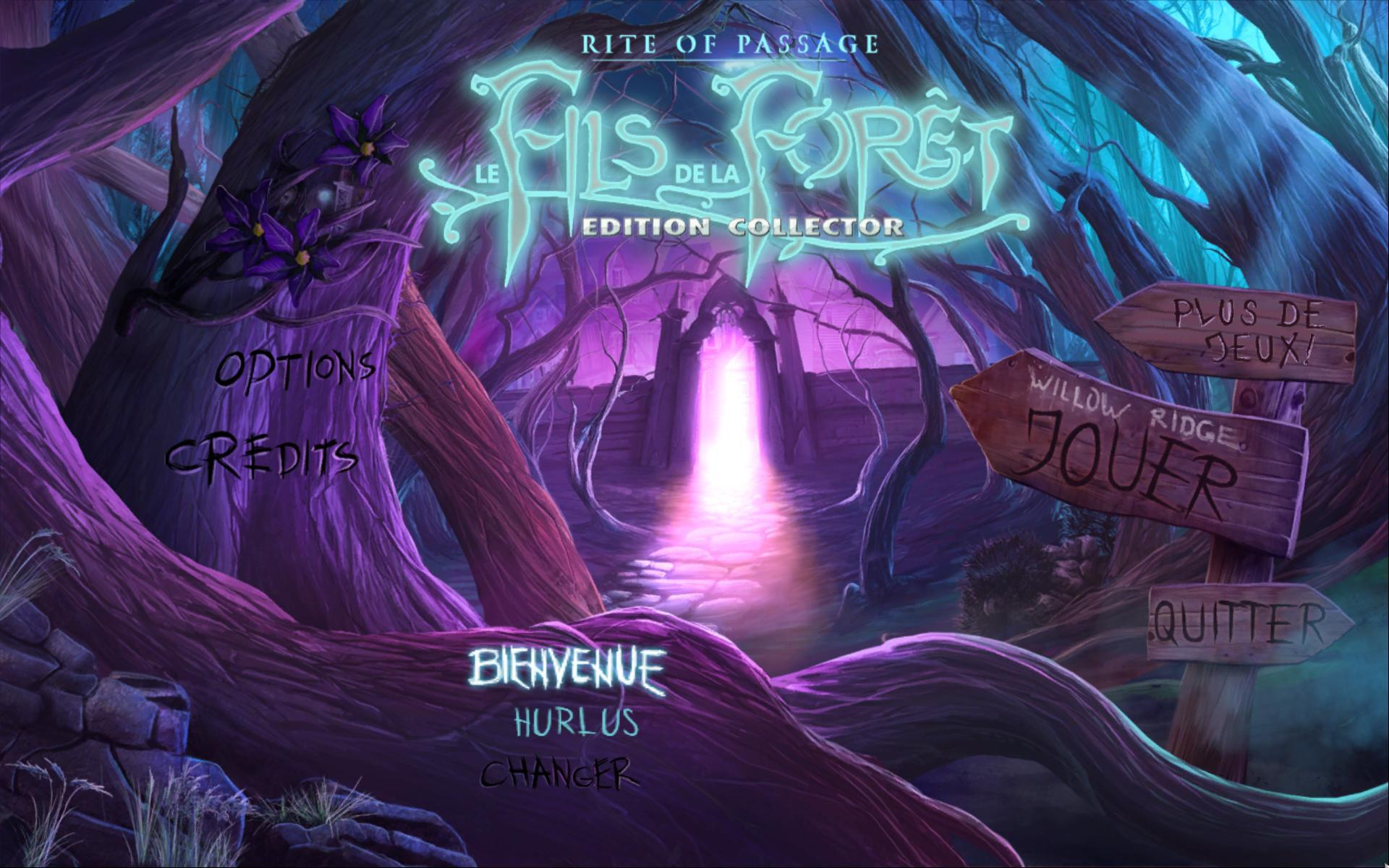 Rite of Passage: Le Fils de la Forêt Edition Collector [PC] [MULTI]