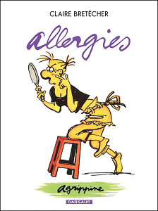Agrippine - Tome 7 - Allergies