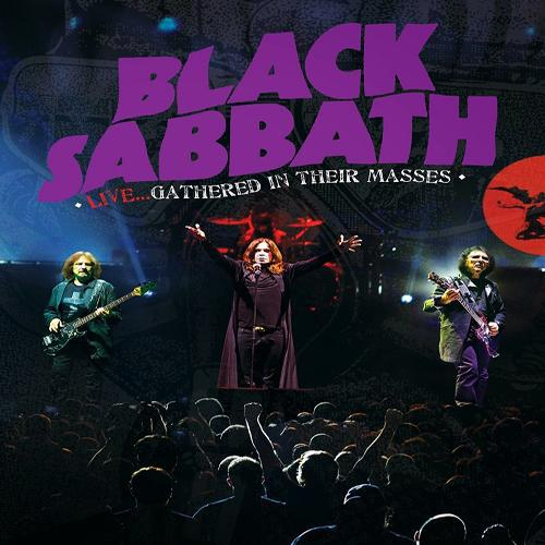 Black Sabbath – Live Gathered In Their Masses