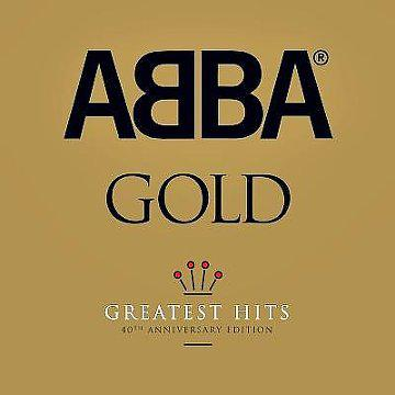 ABBA - Gold (40th Anniversary Limited Edition) (2014)
