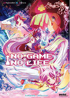 No Game No Life Saison 1 VOSTFR