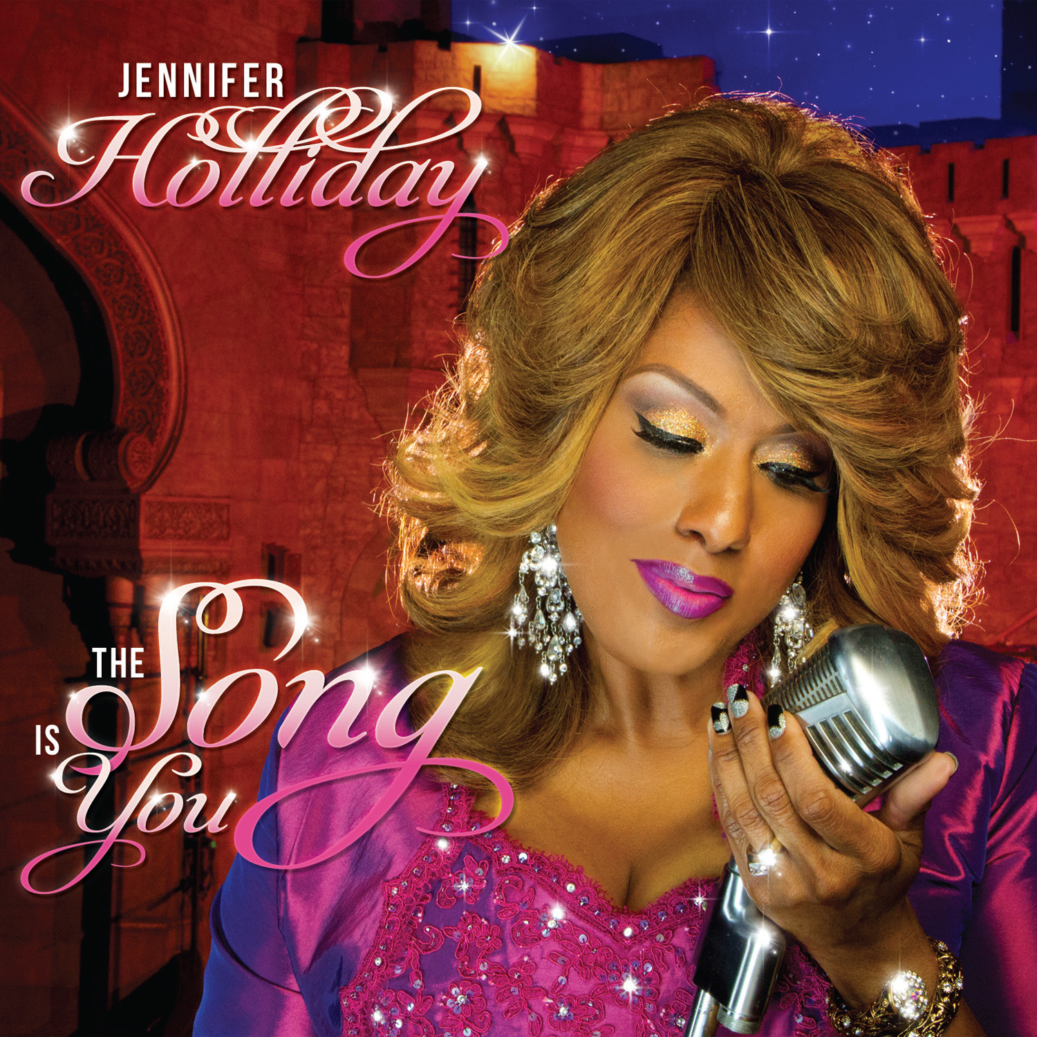 Jennifer Holliday -  The Song Is You (2014)