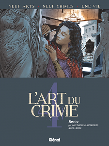 L'art du Crime [Tome 04] [BD]