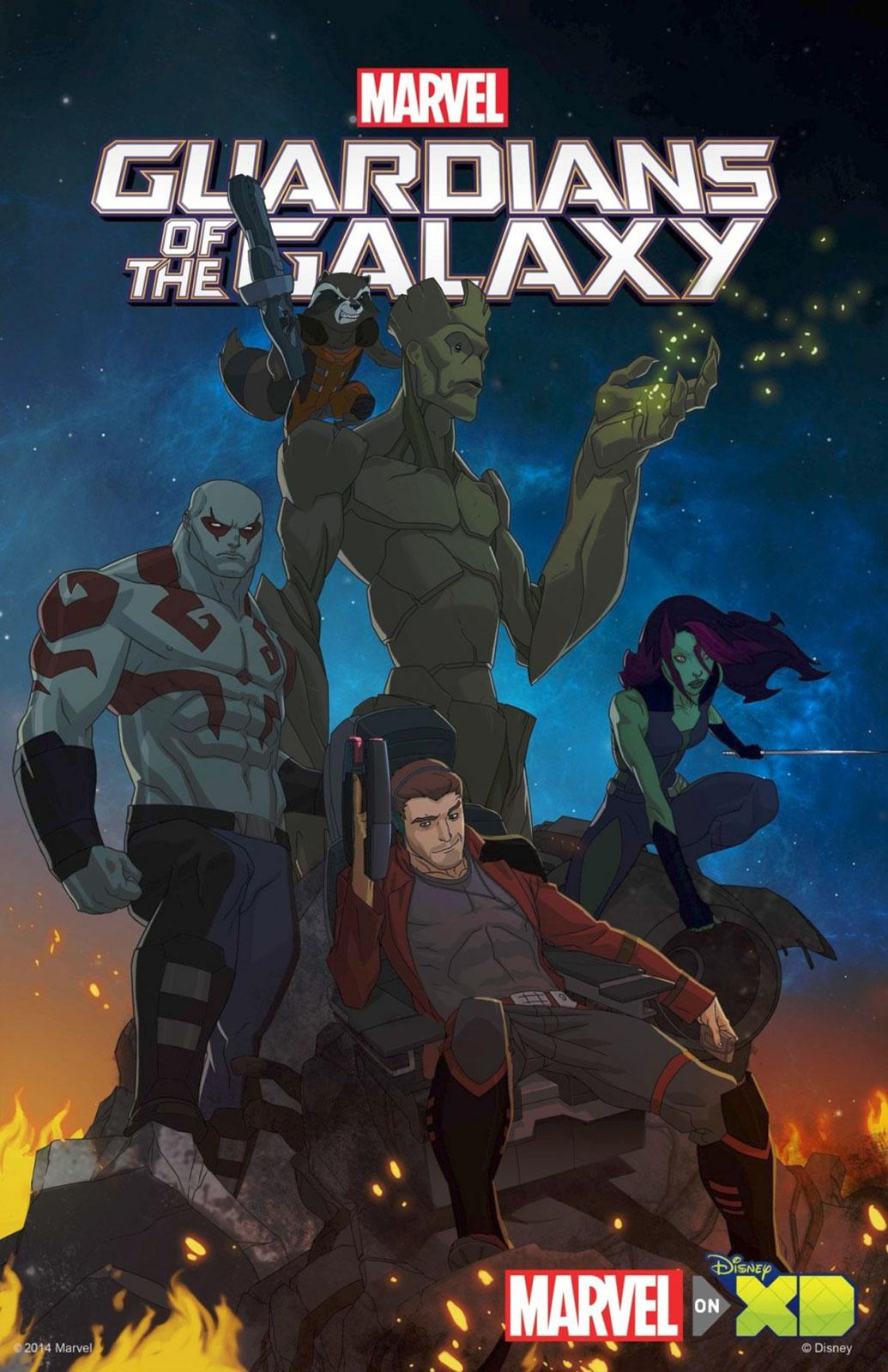 Marvel's Guardians of the Galaxy – Saison 1