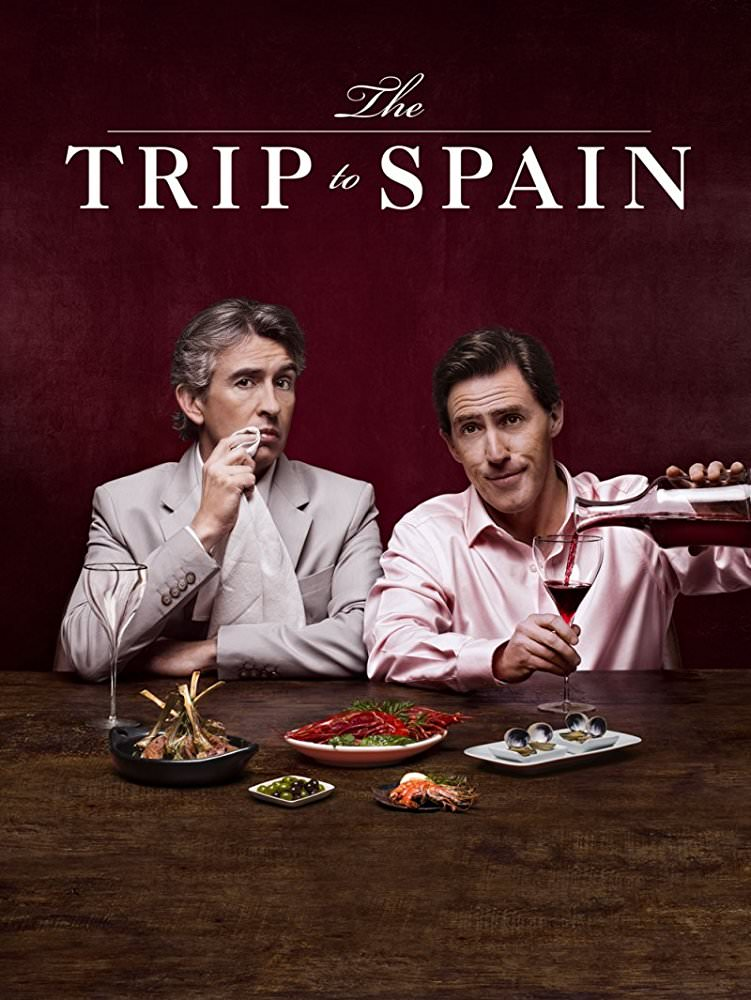 The Trip to Spain (vo)