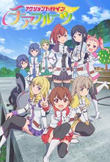 Action Heroine Cheer Fruits – Saison 1