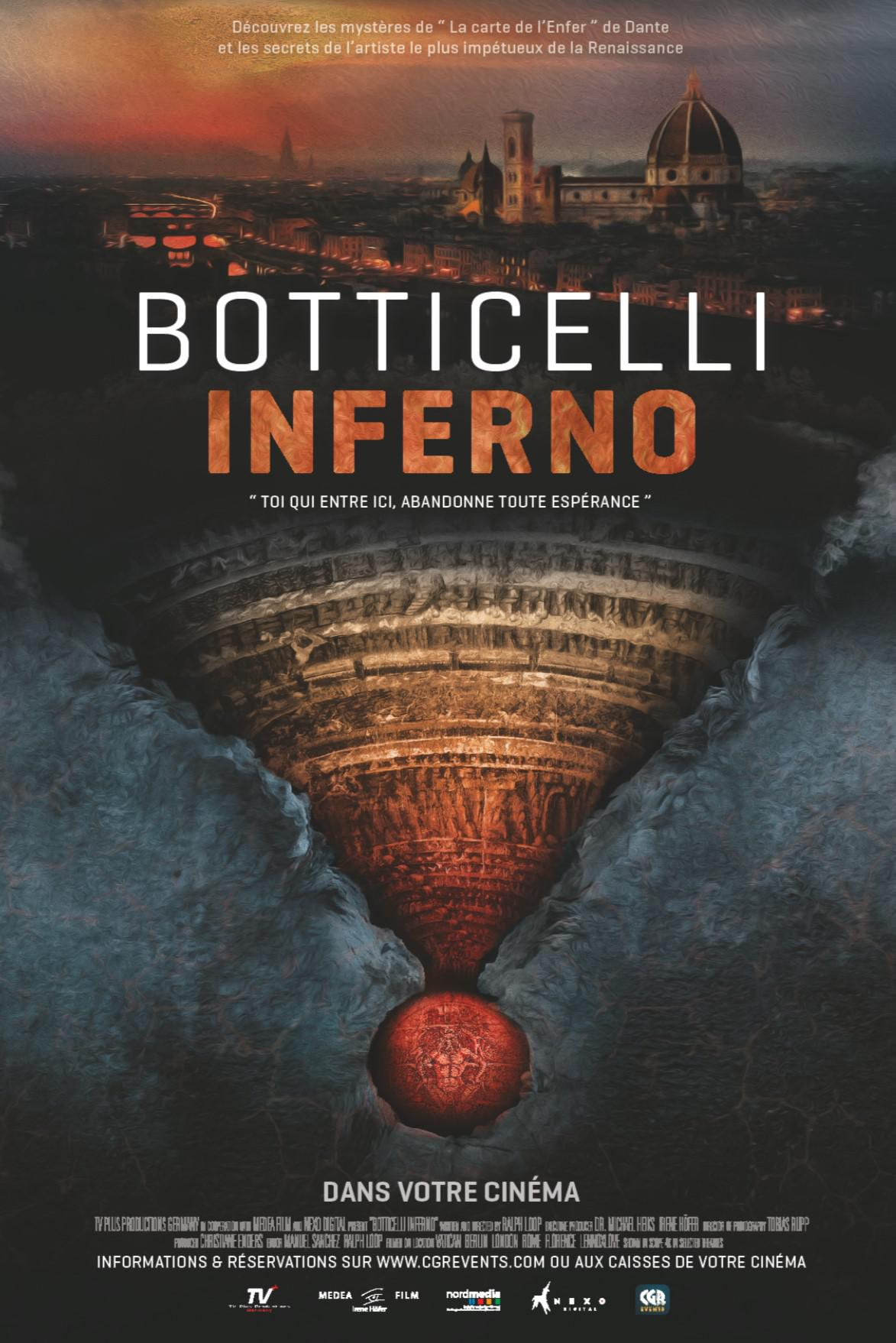 Botticelli Inferno (Vostfr)