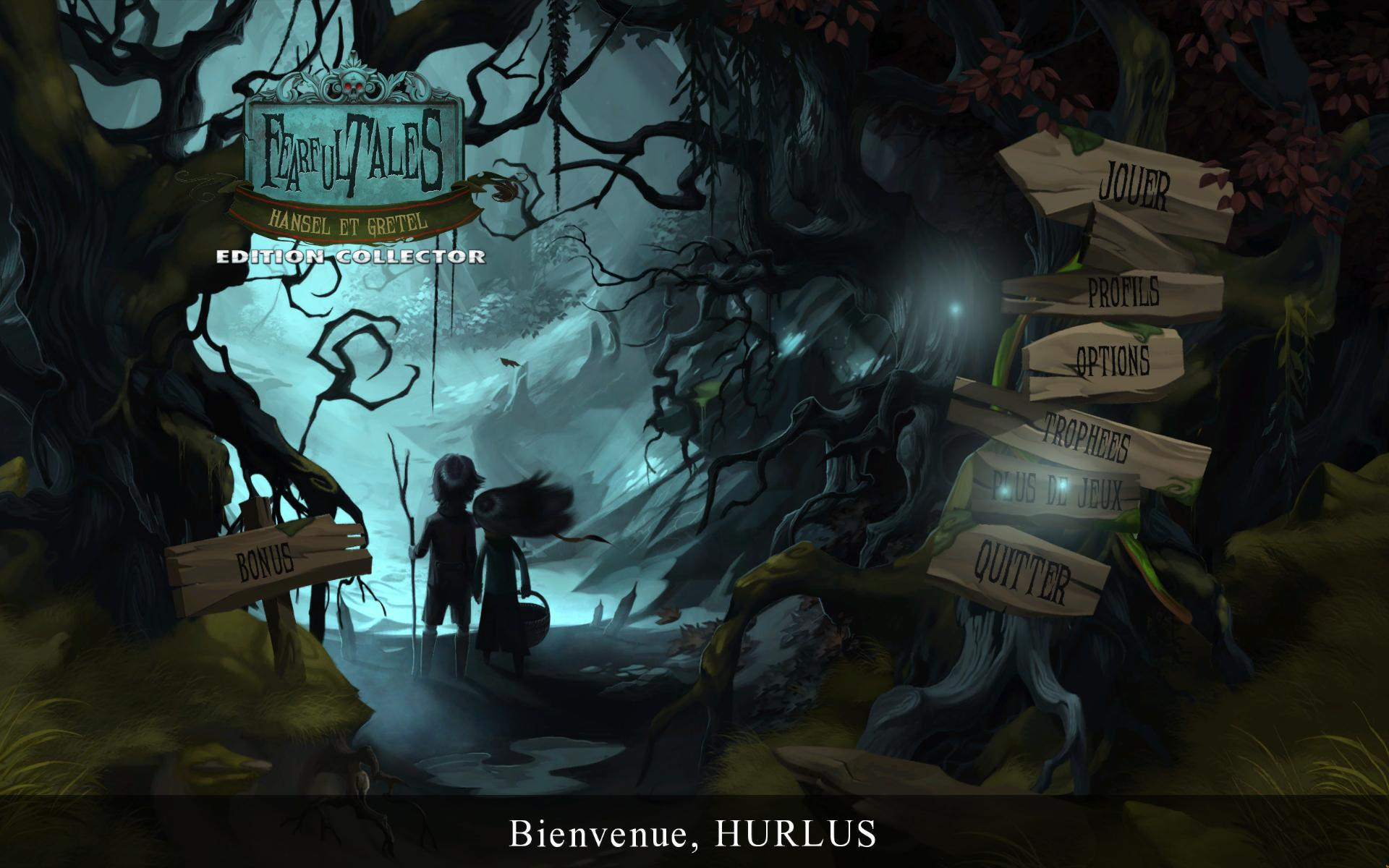 Fearful Tales: Hansel et Gretel Edition Collector [PC] [MULTI]